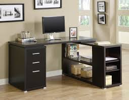 Corner Desk With Drawers by Monarch Specialties Hollow Core Left Or Right Facing Corner Desk