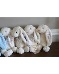 personalized easter bunnies bargains on personalized easter bunnies plush easter bunny