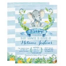 baby shower invitations for boy baby boy shower invitations zazzle