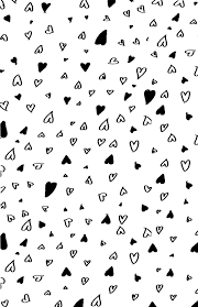 printable hearts love valentines day wrapping paper coloring pages