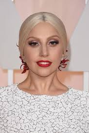 gaga earrings gaga looking absolutely angelic she did an on
