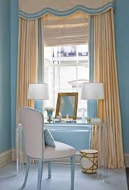 Bedroom Decorating Ideas Window Treatments Traditional Home - Bedroom window dressing ideas