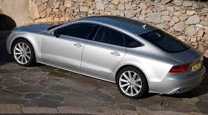 audi a7 quattro review audi a7 3 0 tdi quattro se s tronic 2012 review by car magazine