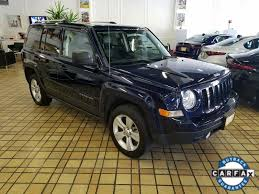 jeep patriot chrome rims used one owner 2014 jeep patriot limited chicago il new city