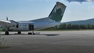 bureau enqu e avion d avion à l aéroport de gaspé une enquête en cours graffici