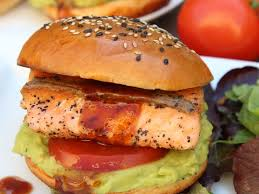 cuisine noel chef noel cunningham salmon sandwich with avocado spread