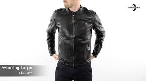 motorcycle riding jackets rokker street leather motorcycle jacket review urban rider youtube