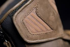 brown motorcycle riding boots mens icon brown raiden treadwell leather motorcycle riding street