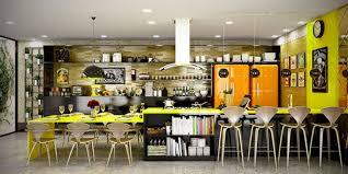 open kitchen design ideas open kitchen shelving for sleek kitchen design ideas roohome