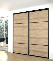deco porte placard chambre placard chambre en aluminium avec portes de coulissantes sur bon