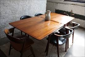 Retro Kitchen Table Sets Kitchen Retro Dining Table White Wood Dining Table Square