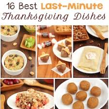 16 best last minute thanksgiving dishes s healthy baking