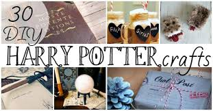 Harry Potter Party Decorations Diy 30 Diy Harry Potter Crafts Totally The Bomb Com