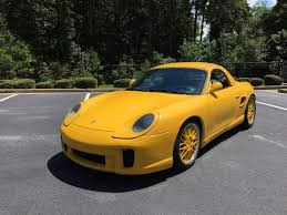porsche yellow 2002 porsche boxster s for sale 1992117 hemmings motor news
