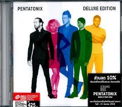 ส งซ อหน ง pentatonix pentatonix deluxe version cd