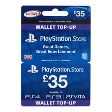 ps4 gift card sony psn 35 gift card at wilko