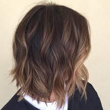 short hair popular hair colors best 25 balayage brunette short ideas on pinterest brunette