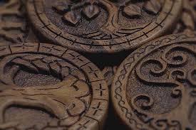 cerris design studio carved wooden jewelry artworks