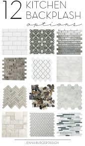 Backsplash Tile Ideas Best 25 Kitchen Backsplash Tile Ideas On Pinterest Backsplash