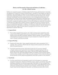 9 best images of sample dissertation proposal student sample