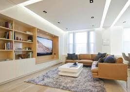 Inbuilt Tv Cabinets 15 Ideas For Tv Built In Media Wall In Modern Living Rooms Home
