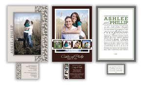 Wedding Invitations Utah Custom Wedding Announcements