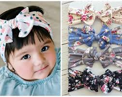 baby girl headwraps baby wraps etsy