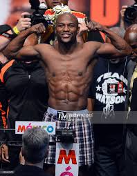 mayweather money cars floyd mayweather jr v canelo alvarez weigh in photos and images