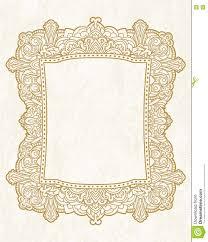 Wedding Invitation Greeting Cards Ethnic Template For Design Wedding Invitations And Greeting Card