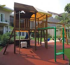 Kids Backyard Playground Creating The Perfect Outdoor Environment For Your Kids Decor