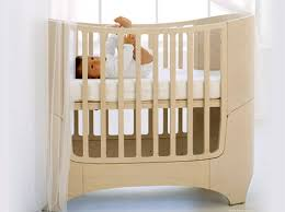 Crib Beds Leander Convertible Crib Is Five Beds In One Inhabitots