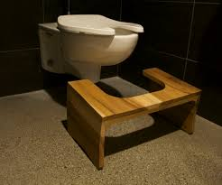Bathroom Stool Wood Fancy Wooden Toilet Stool 5 Steps With Pictures