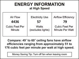 High Speed Outdoor Ceiling Fans by Shop Fanimation Zonix Led 54 In Oil Rubbed Bronze Integrated Led