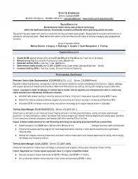 resume sales medical equipment