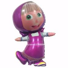 where to buy mylar aliexpress buy 10pcs lot 77 45cm shaped girl balloons