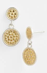 gold disc earrings disc earrings nordstrom