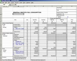 fuel report template ifta excel template fieldstation co
