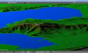 tutorial blender terrain texturising terrain in blender johnflower org