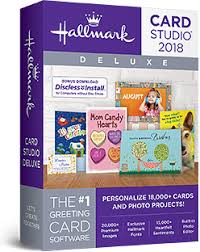 hallmark software greeting card software card software