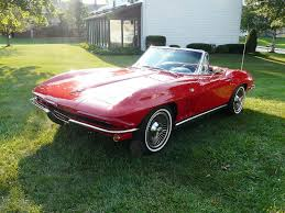 1965 corvettes for sale 1965 corvette a c 350hp roadster corvette model showcase