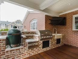 cuisine exterieure en cuisine extérieure des idées pour rénover votre terrasse