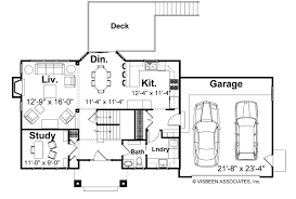 Visbeen House Plans Farmhouse Style House Plan 3 Beds 2 50 Baths 1964 Sq Ft Plan 928 6