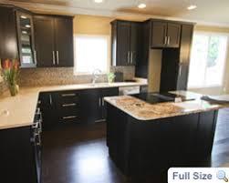 kitchen cabinets dark shaker craftsmen network