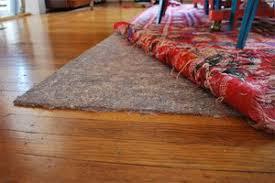 Rug On Carpet Pad Rug Padding Under Your Carpets U2013 Home Design And Furnishings Blog