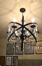 Painting Of Chandelier Best 25 Orb Chandelier Ideas On Pinterest Modern Post Lights
