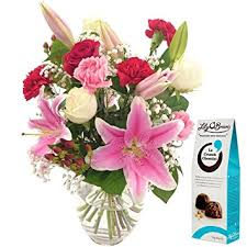 flowers for charm bouquet free chocolates and free next day uk