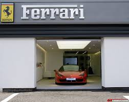 ferrari dealership showroom charles hurst unveils new ferrari showroom in belfast ireland