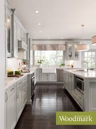 semi custom kitchen cabinet manufacturers american woodmark s reading painted kitchen