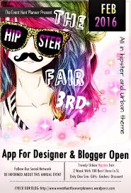 the hipster fair the event u0026 hunt forever planners
