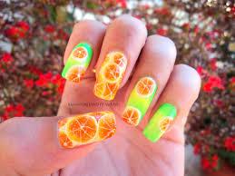Food Nail Art Designs Cute Nail Art Designs By Anubhooti Khanna Indian Makeup And